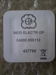 Ic ETA Cal. 955.112